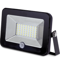 Прожектор светодиодный СДО-5Д-20 20Вт 6500К с датчиком движения