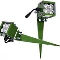 Ландшафтный светодиодный светильник лучевой DSO18-8 CTM 4 Вт