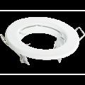 Светильник встраиваемый MR16R-RW-standard металл под лампу JCDR GU5.3 12/230В белый