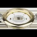 Светильник встраиваемый GX53R-standard металл под лампу GX53 Золото