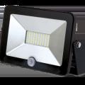 Прожектор светодиодный СДО-5Д-30 6500К с датчиком движения