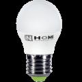 Лампа светодиодная LED-ШАР 6Вт-VC E27 3000К/4000K